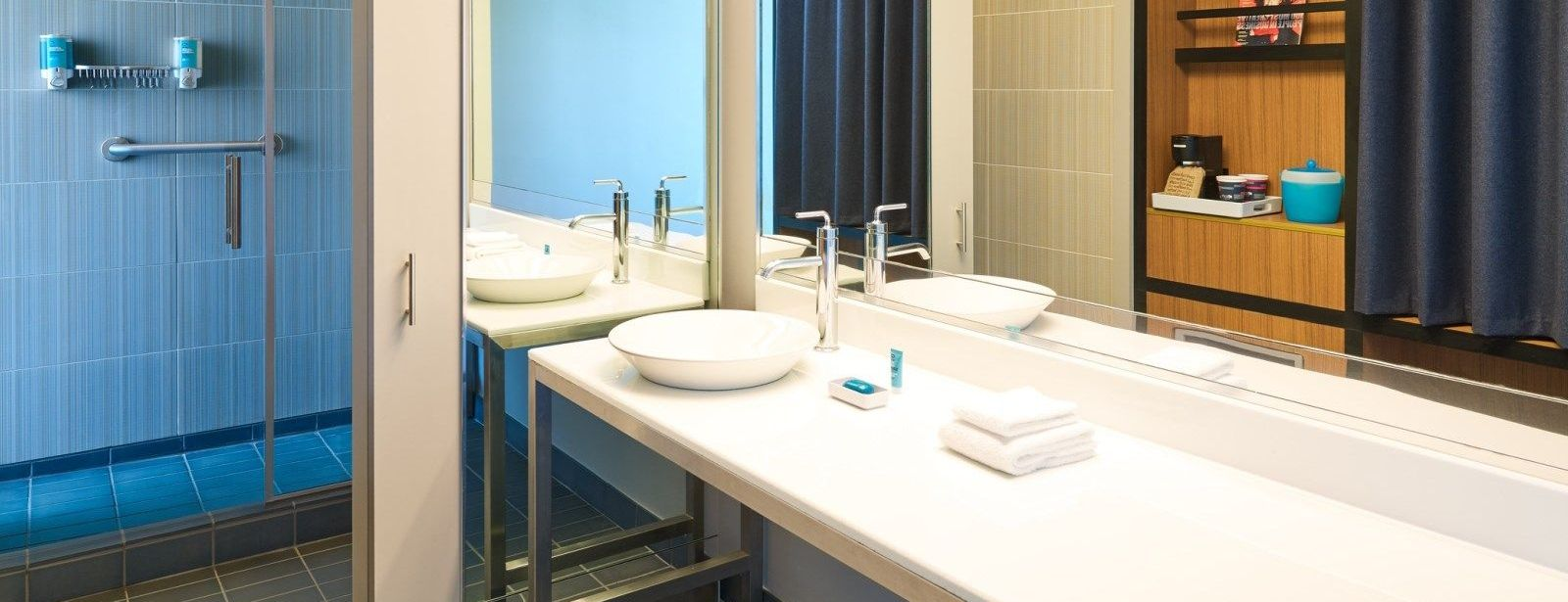 San Antonio Airport Accommodations - Guest Bath